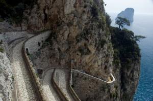 Isle of Capri, Italy. Copyright 2013, Corey Sandler