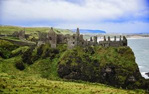 Belfast Dunluce Castle-6675