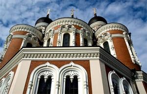 Tallinn Estonia Nevsky