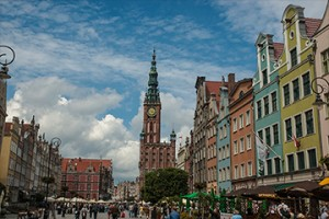 GDANSK Long Street