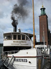 STOCKHOLM3 Old Steamers