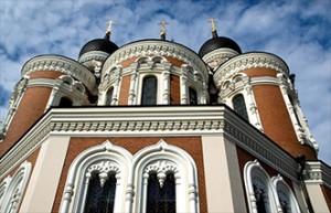 TALLINN Alexander Nevsky Cath