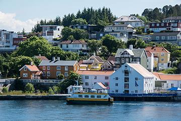 Kristiansund norge