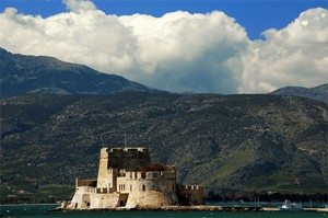 NAVPLION Bourtzi Castle
