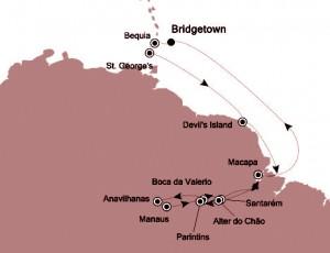 v1503 Bridgetown-Manaus-Bridgetown