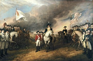NORFOLK BLOG Yorktown Surrender