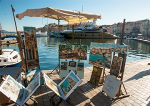 Saint Tropez Sandler2