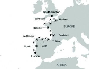 v1524 Voyage Map