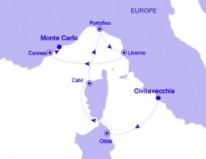 v2526 Voyage Map
